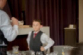 Page Boy Edinburgh Wedding Photographer