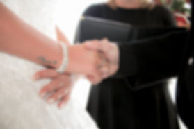 Couple holding hands Kate Stevenson Photography