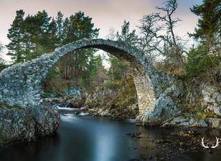 Hogmanay 2018 Carrbridge