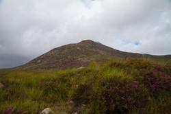Goatfell-mountain