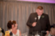 Wedding Speech Edinburgh Wedding Photographer