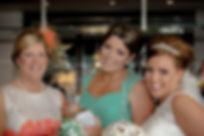 Bride Mum and Sister Kate Stevenson Photography