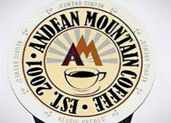 ANDEAN MOUNTAIN EXCLUSIVE GOURMET K-CUP BLEND ( 12 CT. BOX)