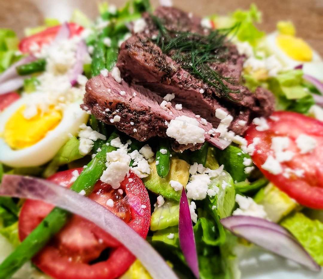 Steak Nicoise Salad