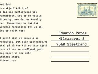 POSTKORT - Hammerfest - A2