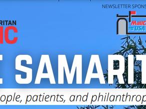 The Samaritan - Summer 2021 Newsletter