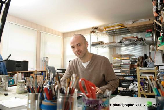 Longueuil Photo studio portrait homme