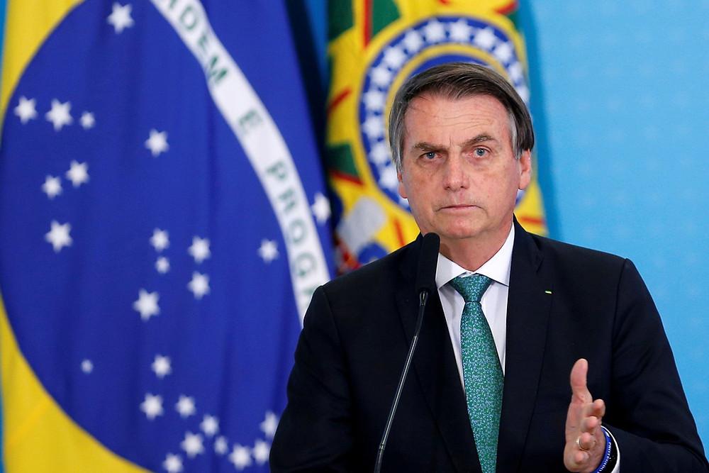 looks like president of brazil