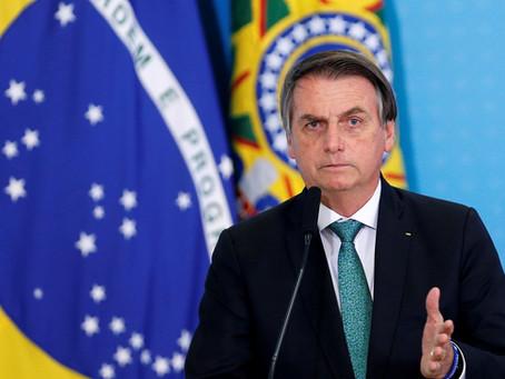 President Bolsonaro of Brazil says it's just a 'little flu'|Tetra Teqnix
