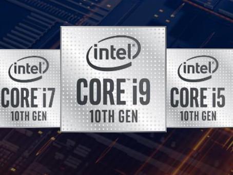 10th-gen Intel Core S-series desktop processors launched