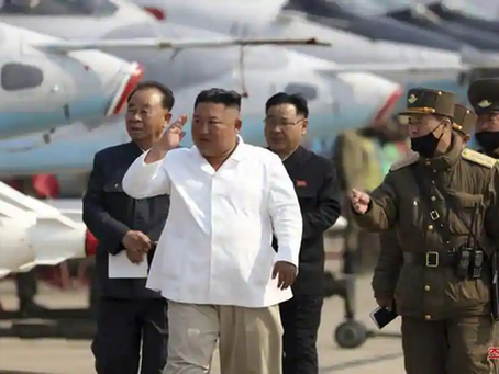 Experts say 'Kim Jong Un could be OK and reappear'