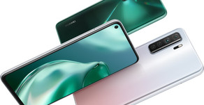 Huawei announces  P40 Lite with  64MP camera,the 5G Kirin 820, and 40W charging