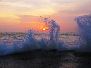 Ferienbeginn auf Bali