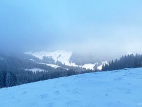 Schneerunde am Säntis