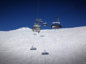 Flims/Laax Skifahren