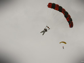 Skydive am Bodensee