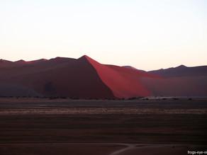 Wüstensand Deadvlei