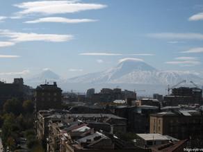 Erste Eindrücke Yerevan