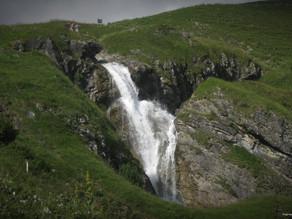 Fürenwand Klettersteig