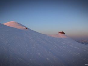 Winter-Biwak auf dem Schilt