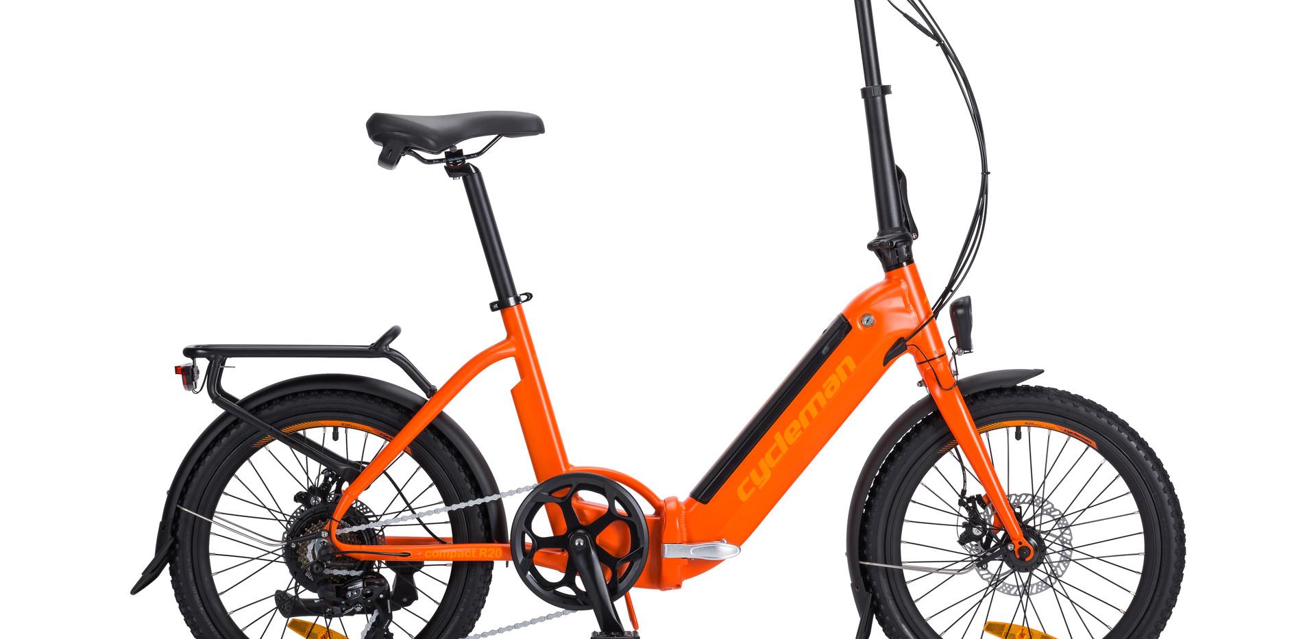 Visiobike Cycleman 20 R370