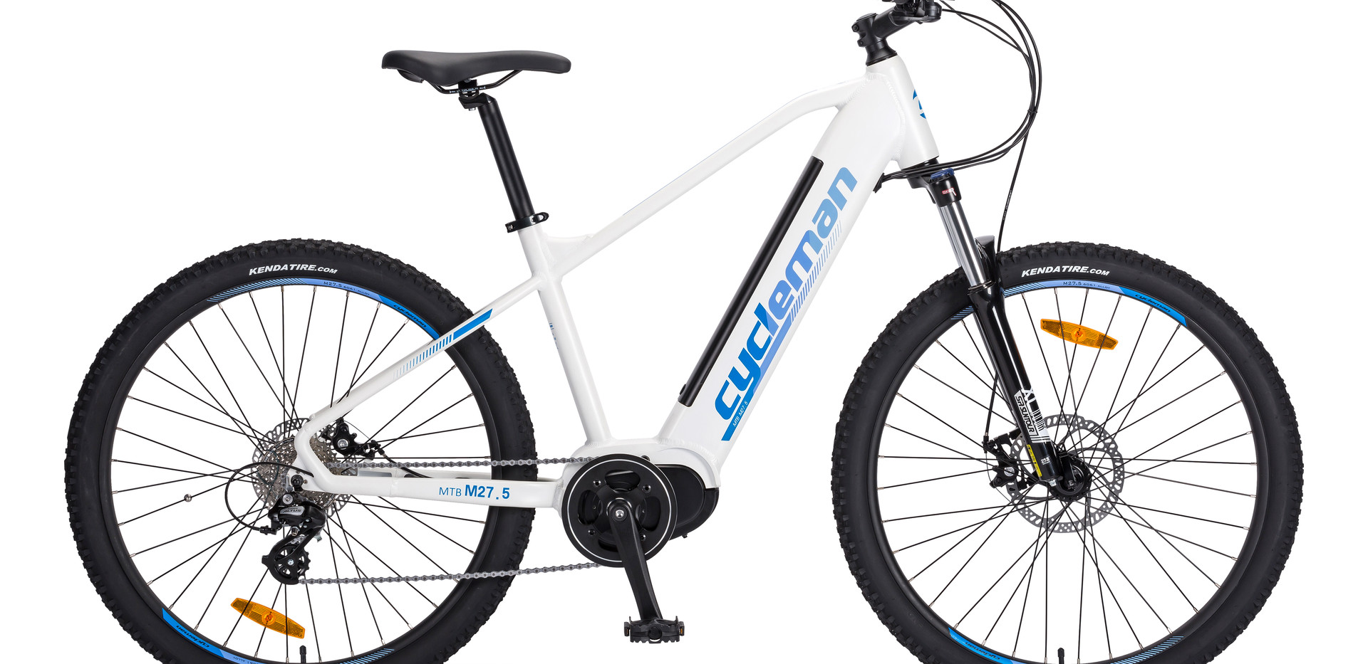 Visiobike Cycleman 27.5 M560