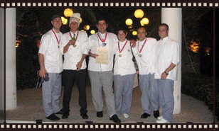 Jan's first Culinary Competition