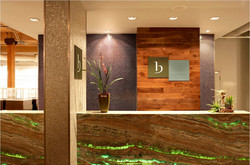Bousada, Showroom Design, Flooring, Reception Desk, Toronto, Retail Design, Stor