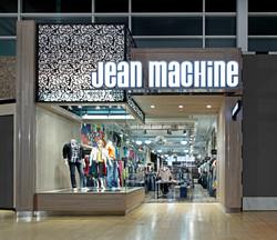 Jean Machine, Denim, Storefront, Yorkdale, Toronto, Store Design, Retail Design,