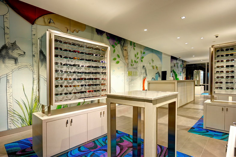 retail store design toronto