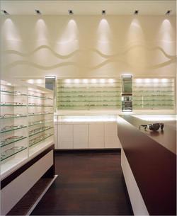 Seen Vision Care, Eyewear, Store, Optometry, Eyewear Showcase, Reception Desk, C