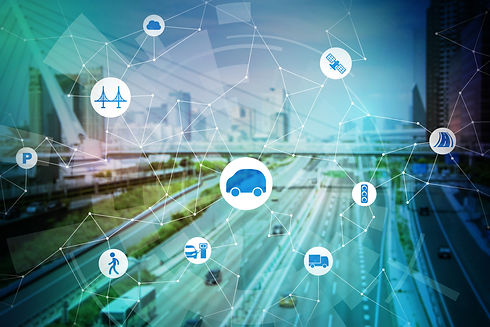 modern transportation and communication