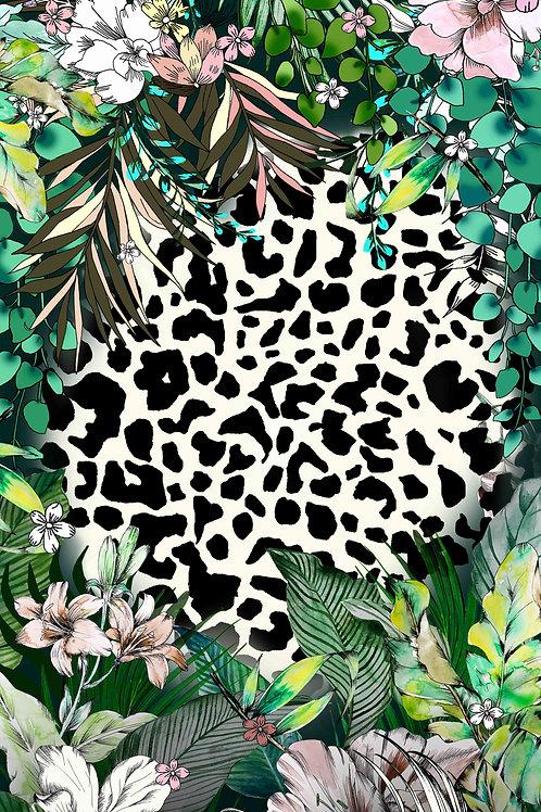 Leopard Jungle Print
