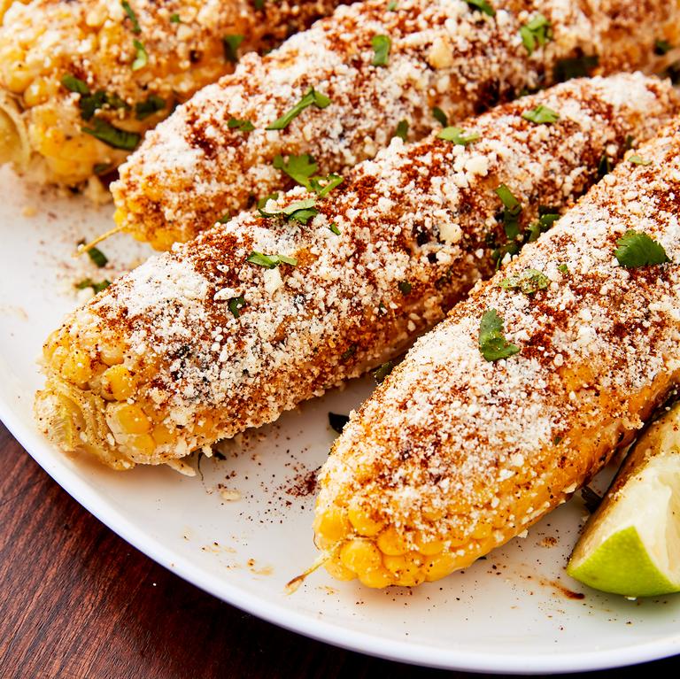 "Elote ""Mexican Street Corn"""