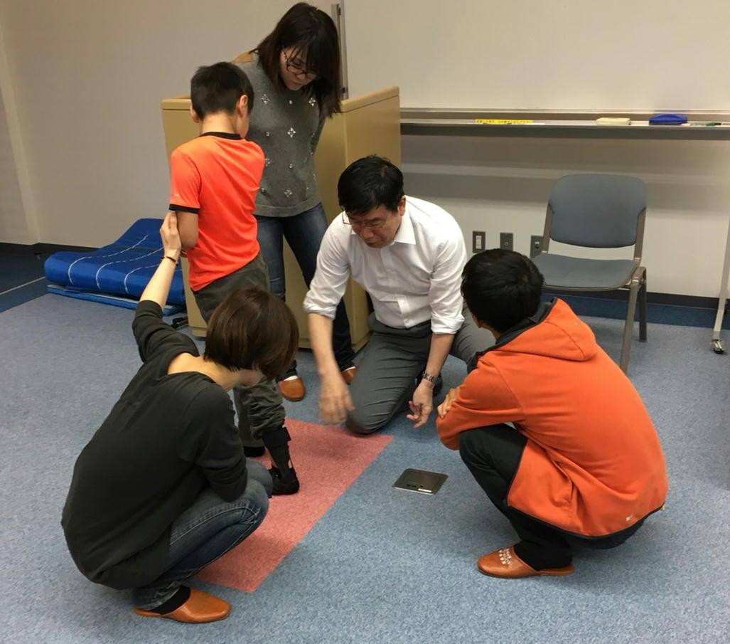 第2回の川平先生をお招きした5