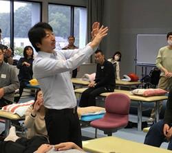 第2回の川平先生をお招きした7