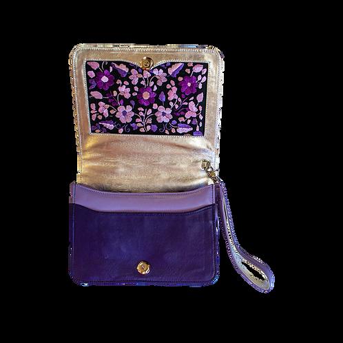 Valentina Silver purple