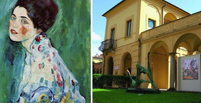 Stolen Klimt painting—buried for 20 years—to go back on show at Italian museum