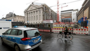 Berlin mystery attack targets 70 museum artefacts