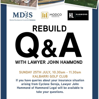 Q & A With John Hammond in Kalbarri