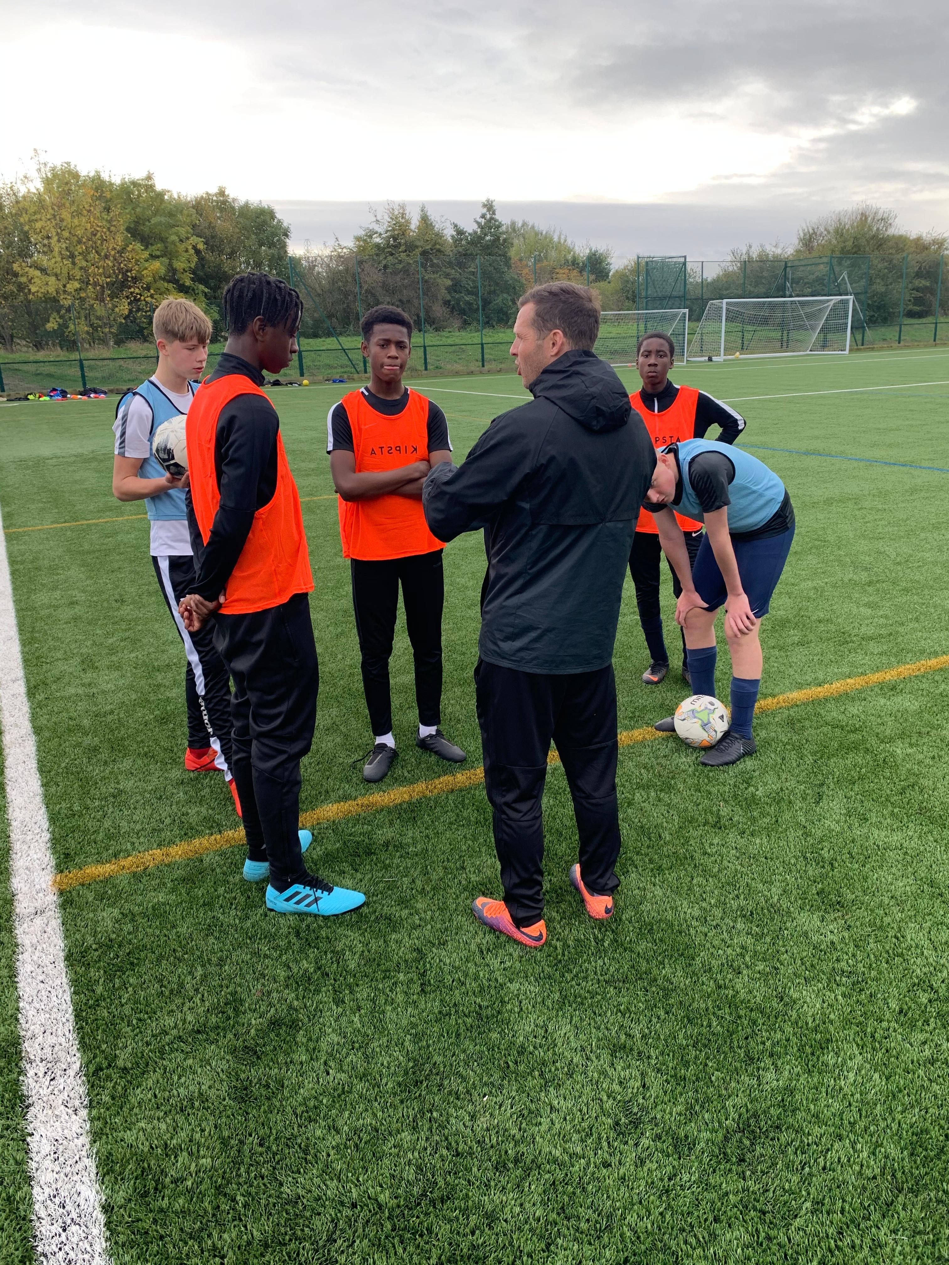 Team Training Sessions