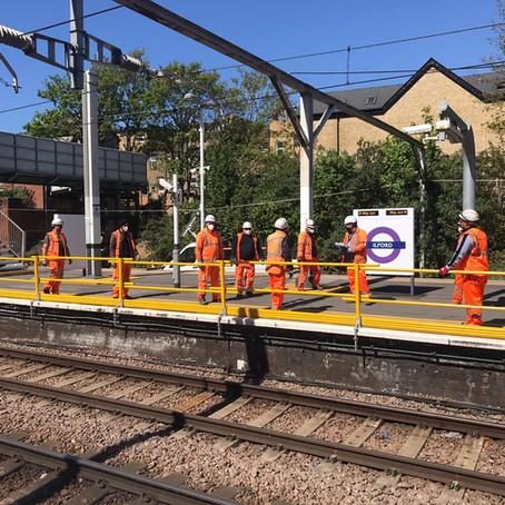 UK Rail Safety in 2019/20