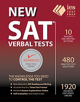 Learn more about IES Publications' SAT Verbal!