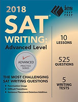 Learn more about IES Publications' SAT Writing!