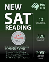 Learn more about IES Publications' SAT Reading!