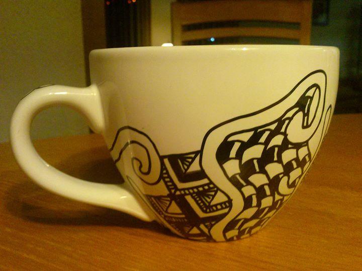Zentangle Mug 1