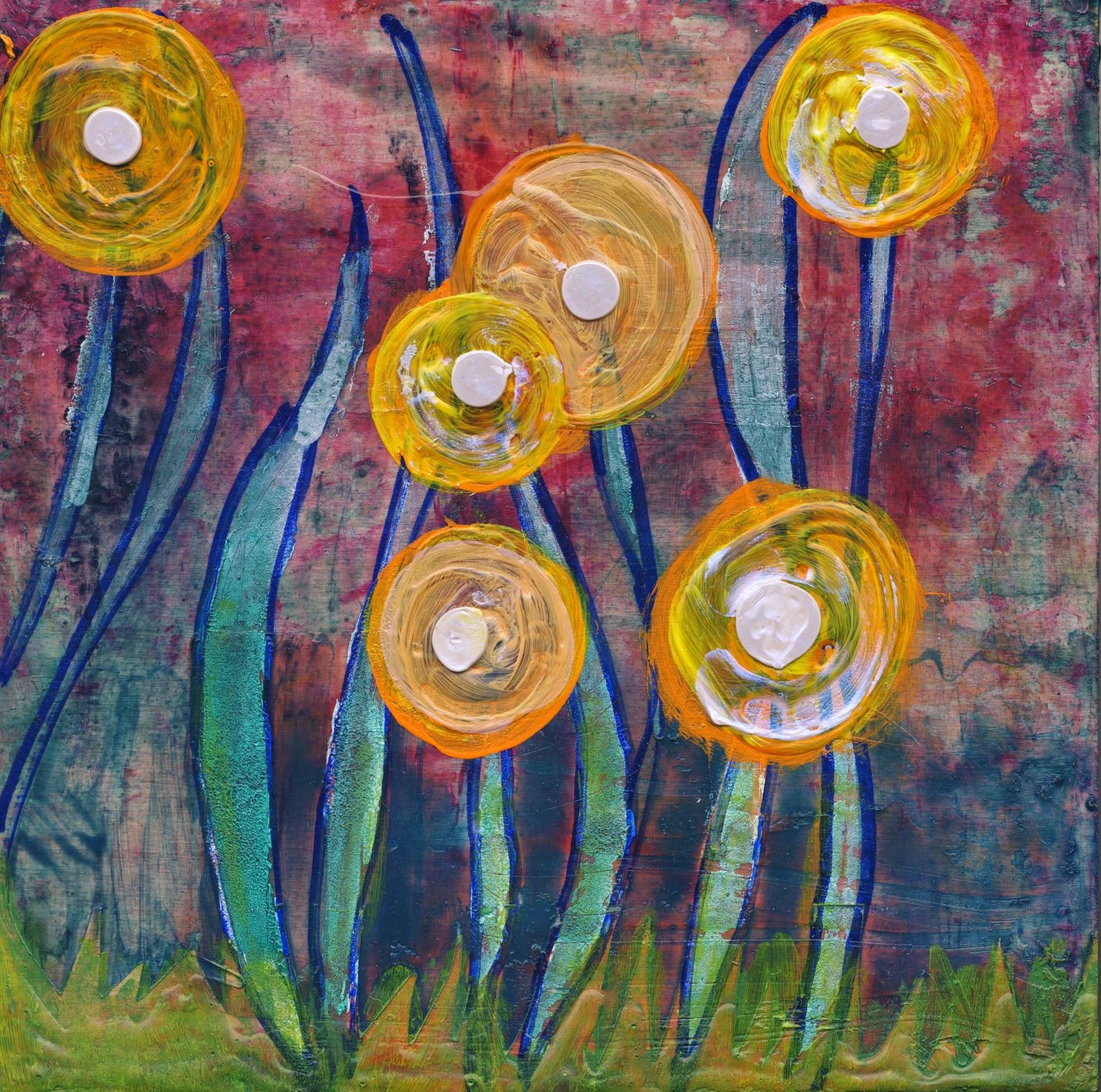 Circle Flowers