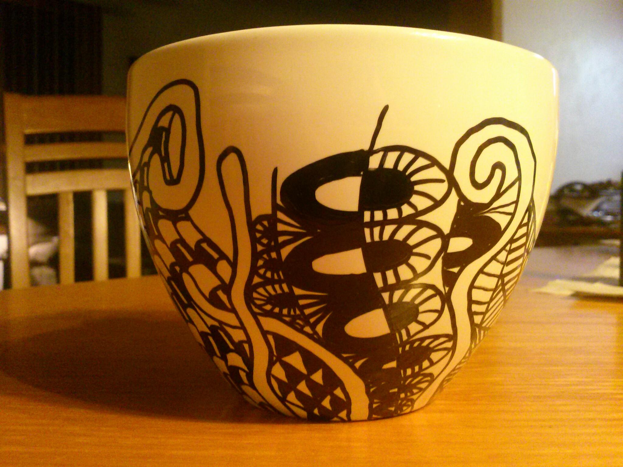Zentangle Mug 2