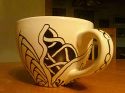 Zentangle Mug 3