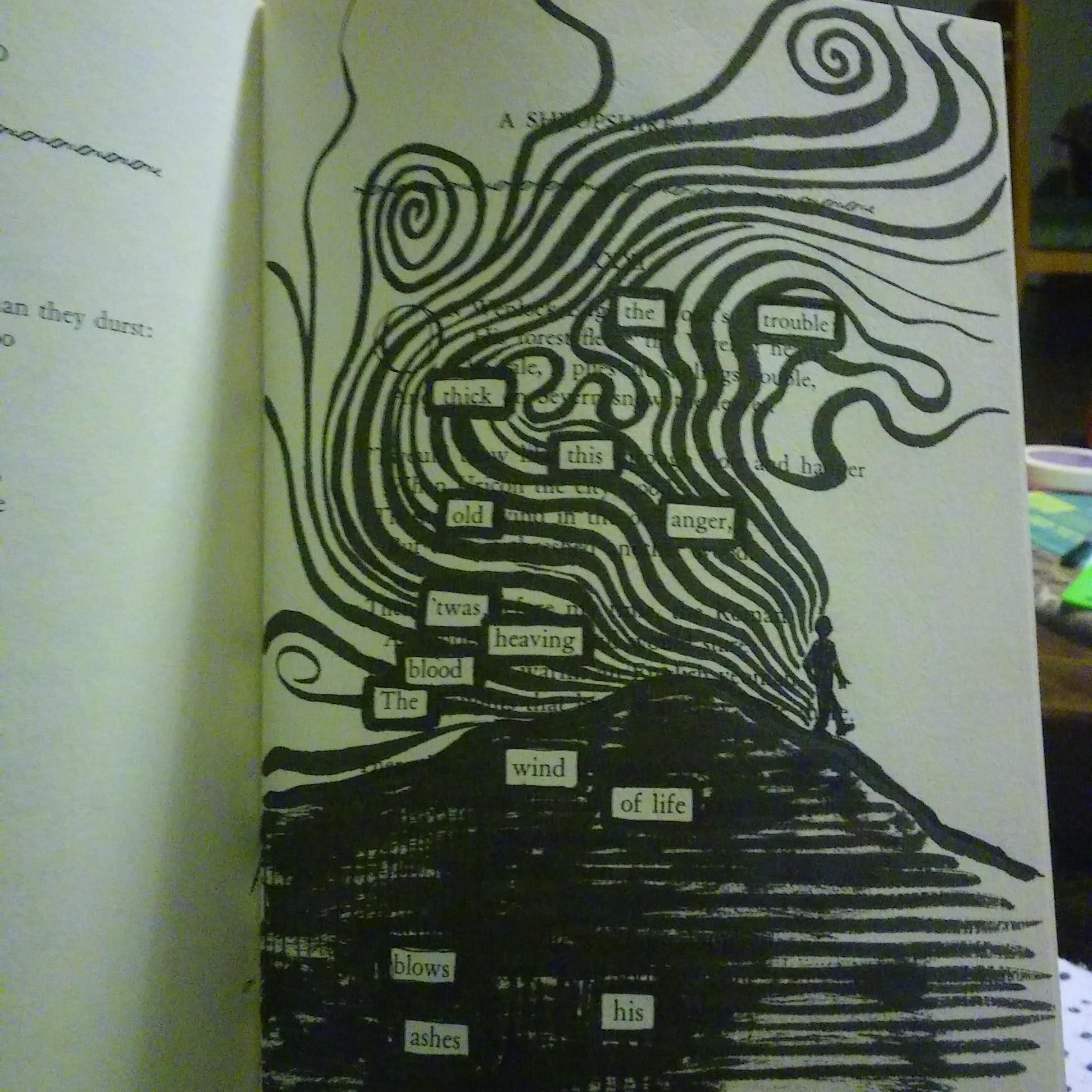 Swirly Poem